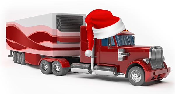 191223 Santa Stats Blog - Santa Truck