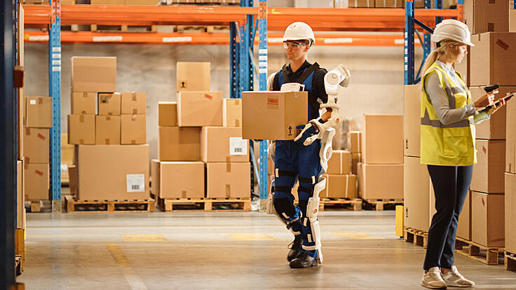 Innovative Warehouse Technologies You Could Use Today