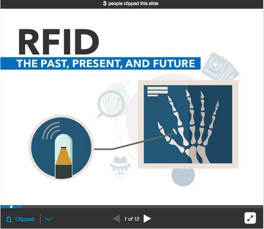 5 Best RFID Presentations on Slideshare