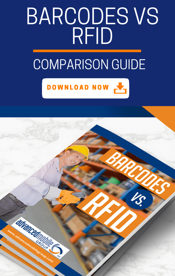 Barcodes vs RFID Comparison Guide