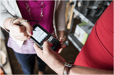 mobile devices for FIELD SERVICES & SALES