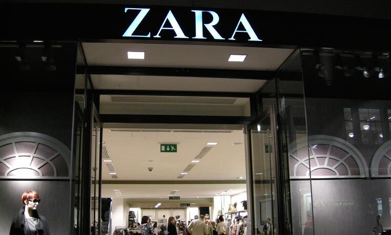 How Zara Controls Stock With RFID