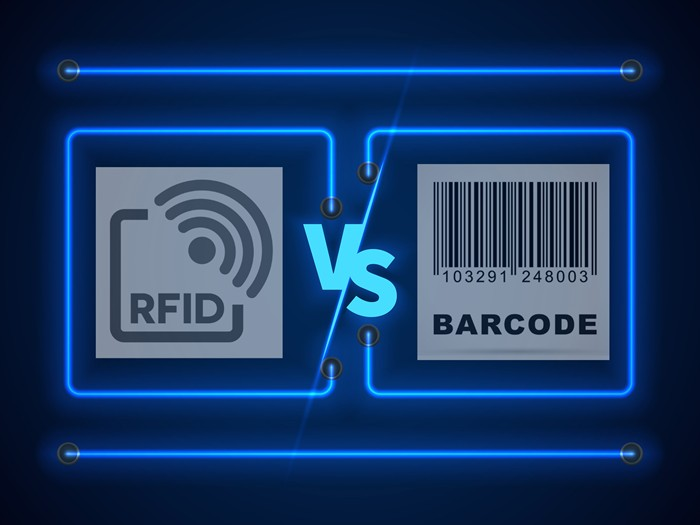 Revisiting the RFID vs  Barcode Debate