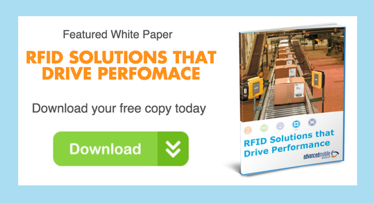 rfid solutions that drive performance white paper