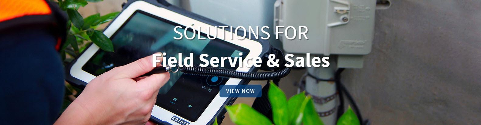 Field Service & Sales
