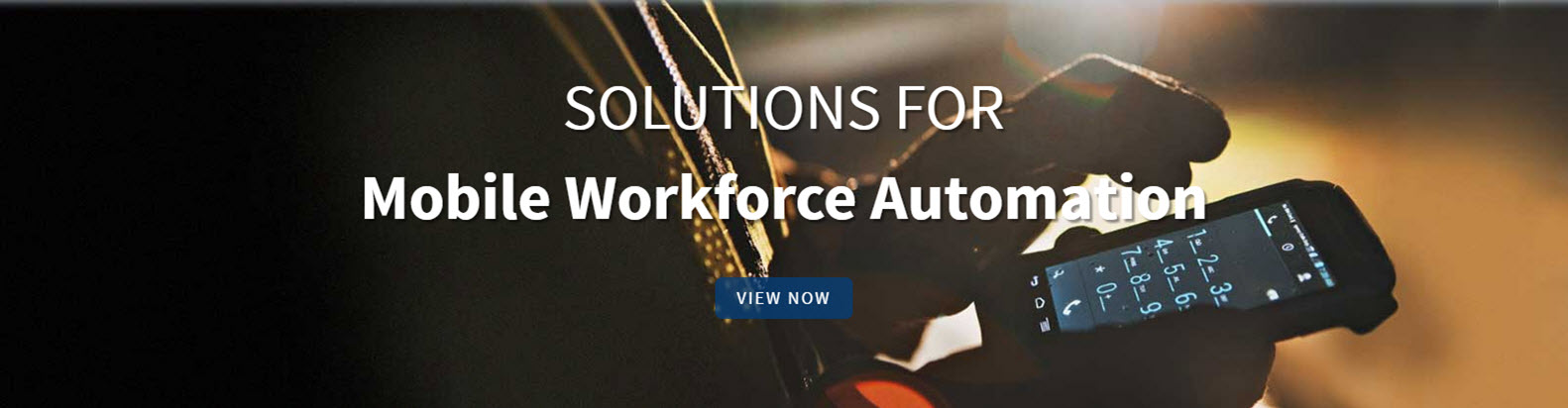 Mobile Workforce Automation
